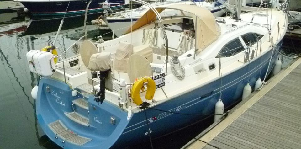 Southerly 42RST for sale Plymouth